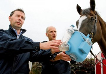 Nebuliser set to be galloping success