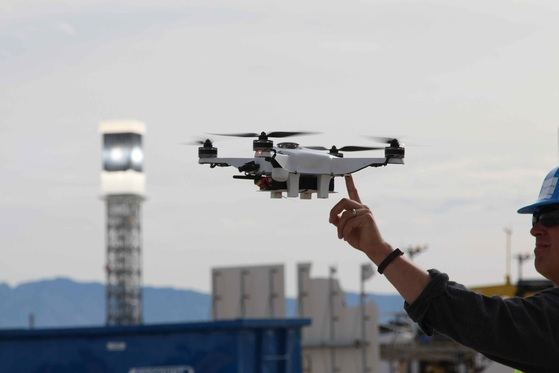 Drone technology and Big data will transform our world in the next decade