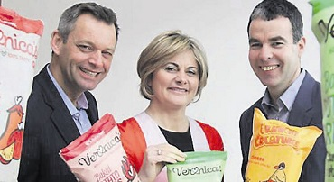 Snack firm secures 'game changing' investment
